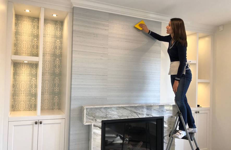 Providing quality wallpaper installation in the GTA at competitive prices. Based in Oakville.